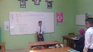Ujian Praktek SMP VIP Purworejo